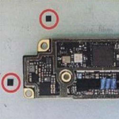 液晶パネル バックライト 修理 事例